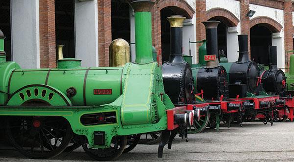 lugares imprescindibles para amantes de los trenes museo ferrocarril cataluña