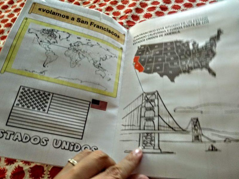 Pasaporte lúdico de San Francisco, Pasaporte lúdico de San Francisco, Viajar despeina, Viajar despeina