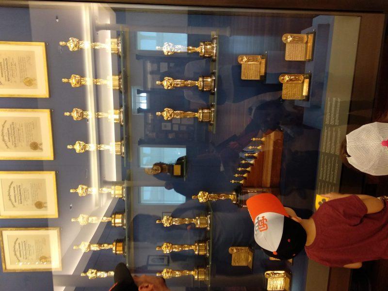 Colección de Oscars