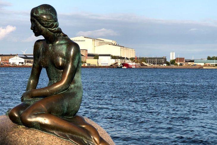 Visitar la Sirenita de Copenhague: lo que debes saber