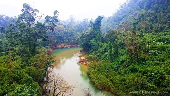 Viajaresvida - la jungla de Phong Nha-Ke Bang