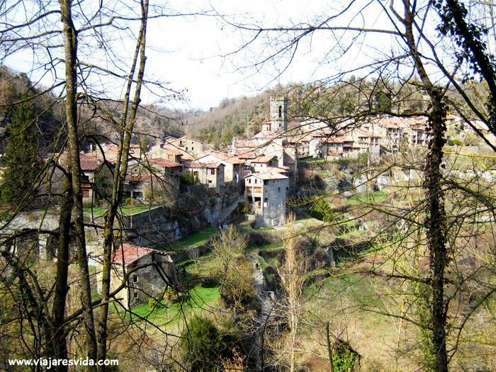 Rupit i Pruit, uno de los pueblos más bonitos de Cataluña