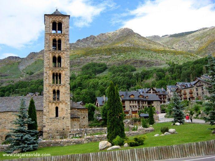 Boi i Taüll, uno de los pueblos más bonitos de Cataluña