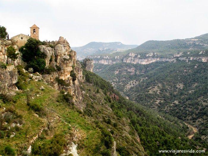 Siurana de Prades, uno de los pueblos más bonitos de Cataluña