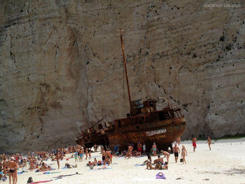 Playa del Naufragio
