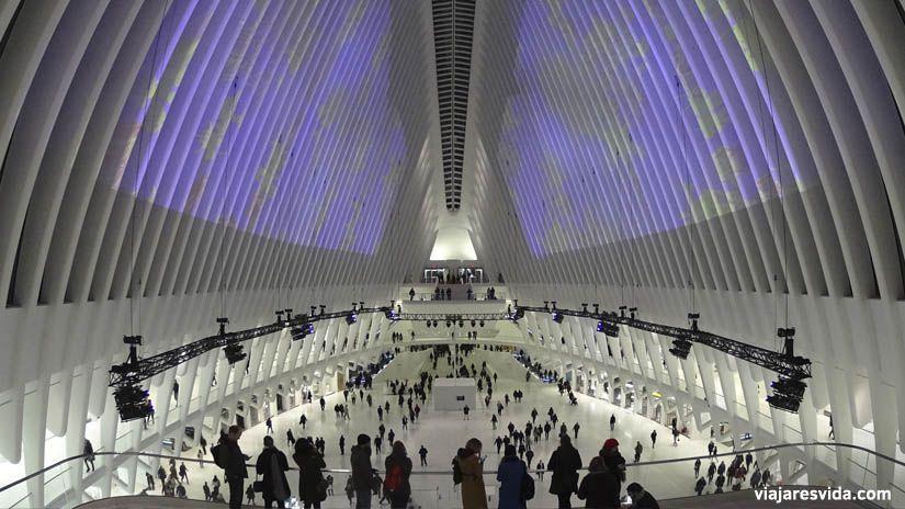The Oculus, Nueva York. Qué ver en Nueva York en una semana