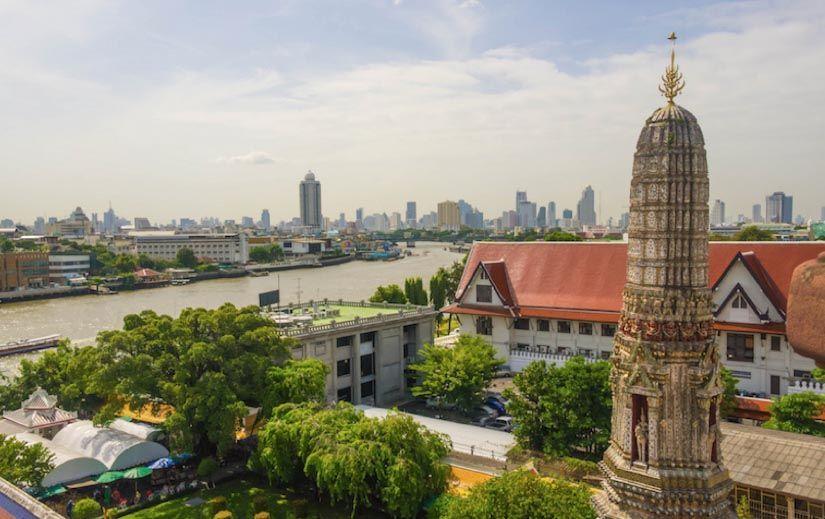 Bangkok, Tailandia. Viajar es vida.