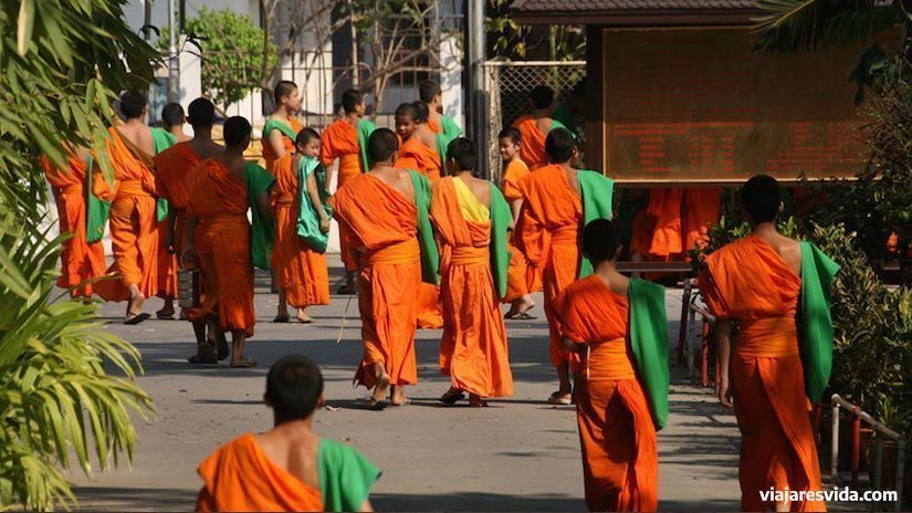Chiang Rai . Viajar es vida.
