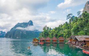 Parque Nacional Khao Sok. Tailandia. Viajar es vida.