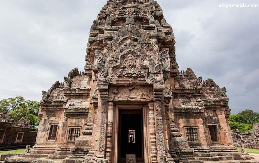 Phanom Rung, Tailandia. Viajar es vida.