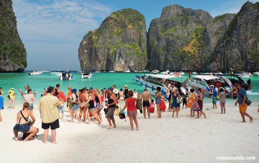 Islas de Tailandia. Viajar es vida.