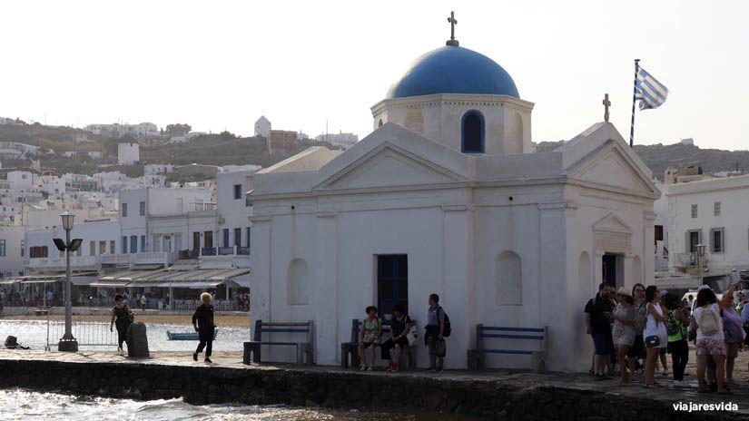 Agios Nikolaos, Mykonos