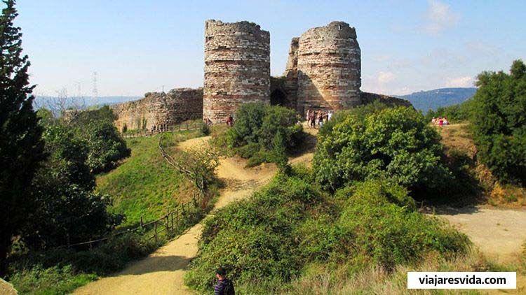 Fortaleza bizantina de Murat IV