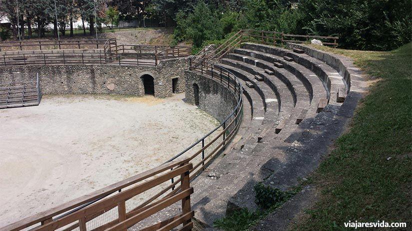 Circo romano de Susa