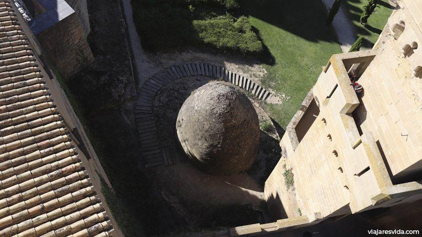 Nevero Castillo de Olite