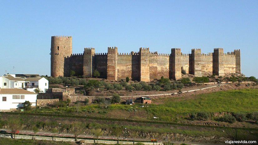 Castillo de Burgalimar, España