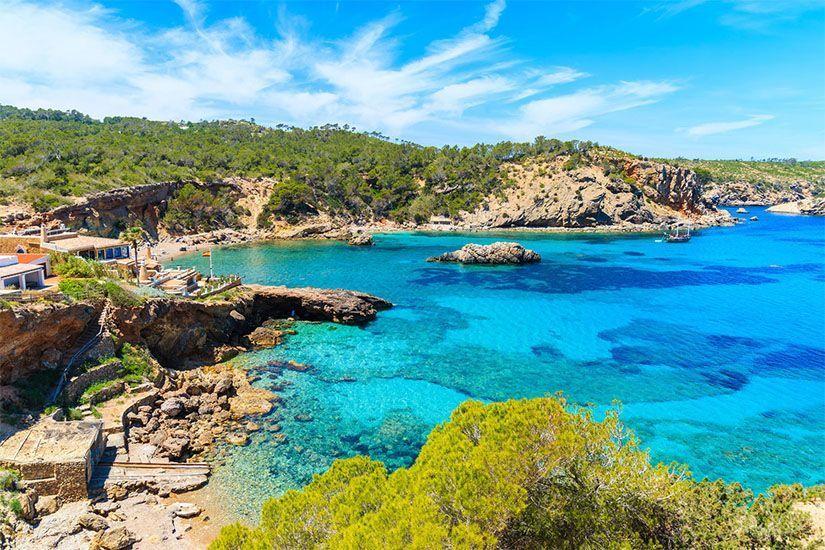 Cala Xarraca. Las mejores calas y playas que ver en Ibiza