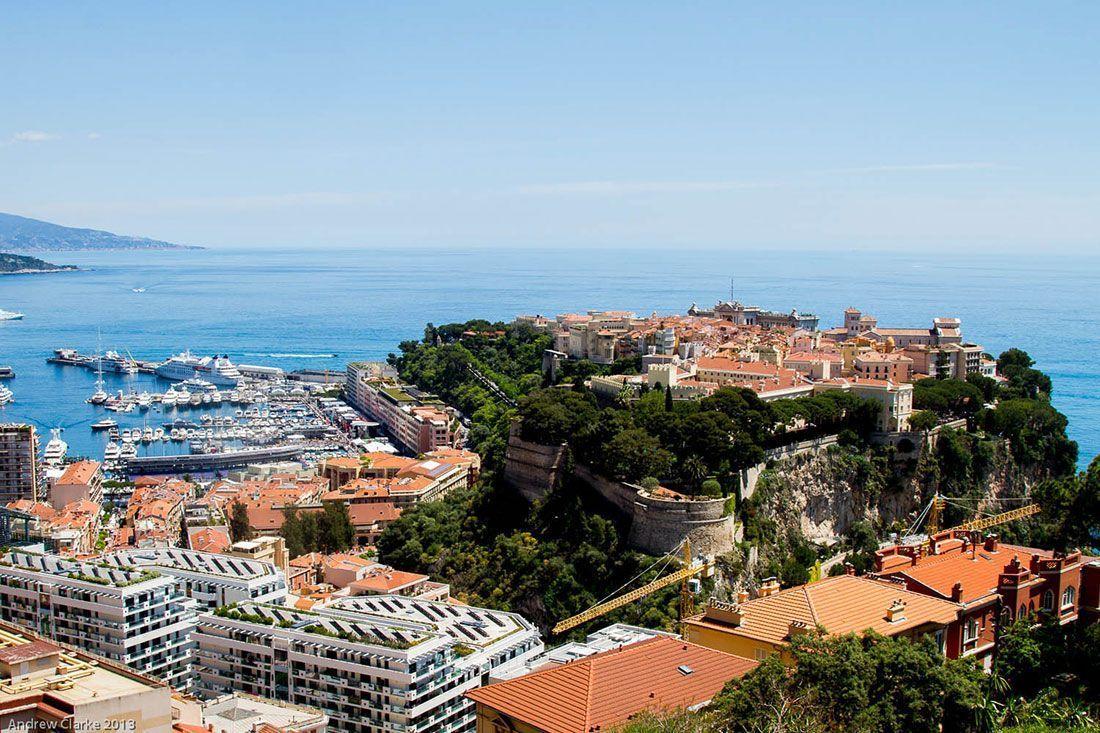 Casco histórico de Mónaco
