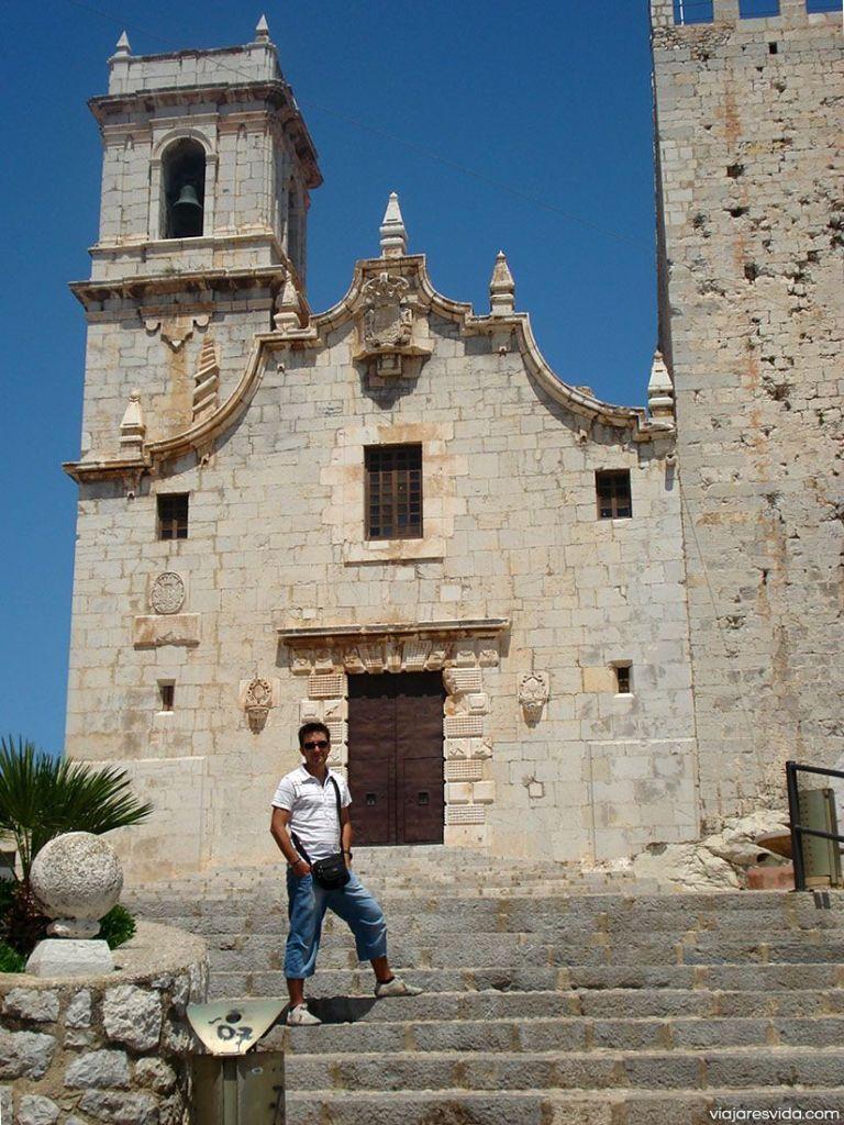 Iglesia de la Virgen de la Ermitaña, a lado del Castillo de Peñíscola