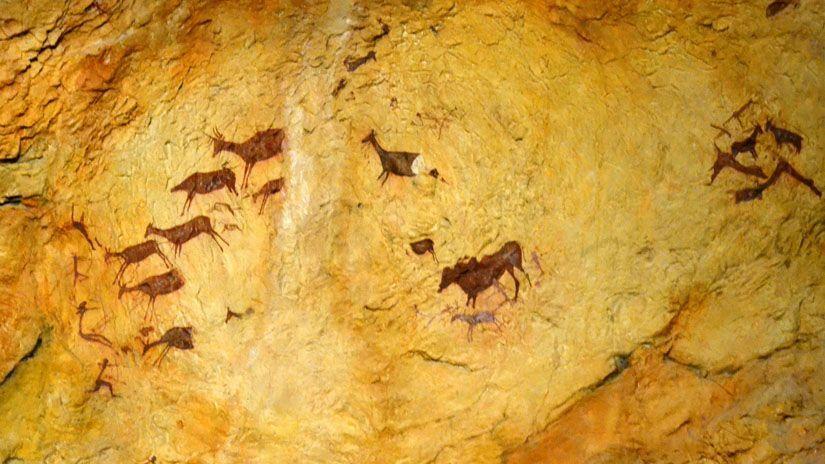 Pinturas rupestres de Tirig (Castellón)