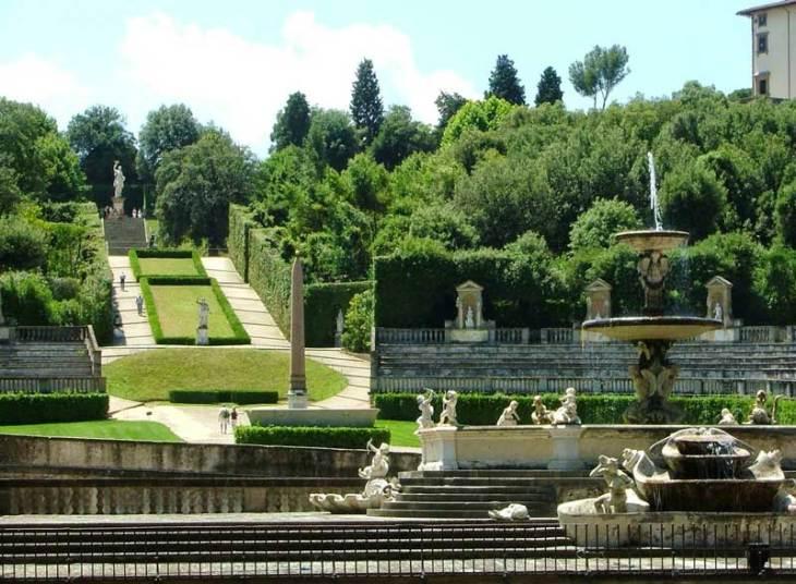 Jardines de Boboli, El parque más famoso de Florencia, visitas ...