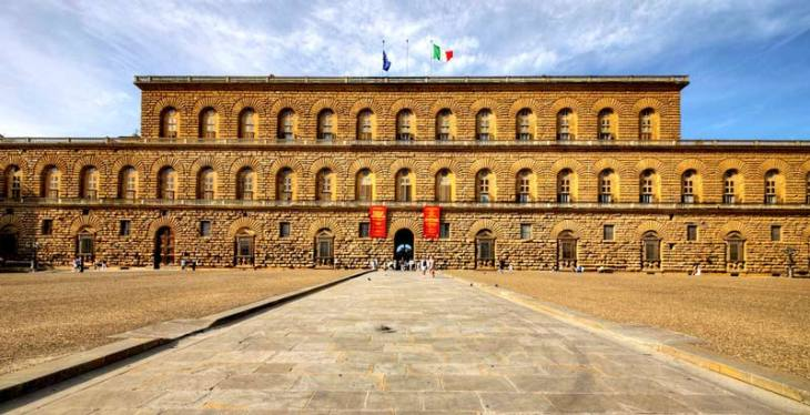 Palacio Pitti (Palazzo Pitti) Visitas, horario, precio, ubicación ...