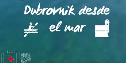 dubrovnik desde el mar