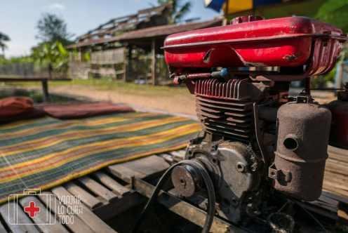 Un motor y nada más