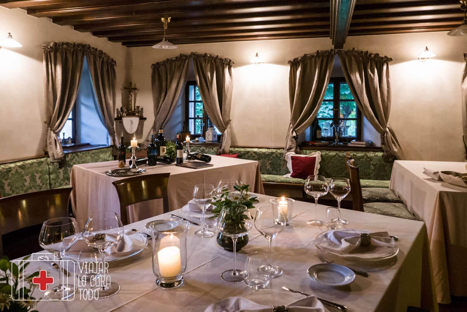 dinner Kendov Dvorec