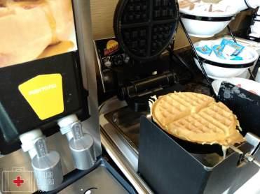 gofreras desayuno