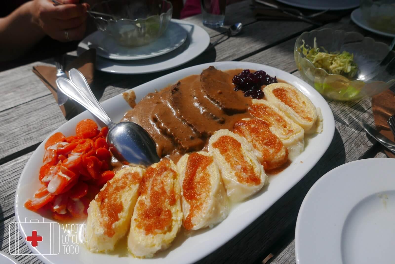gastronomia eslovena
