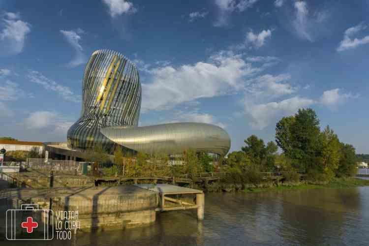 arquitectura Cité du Vin