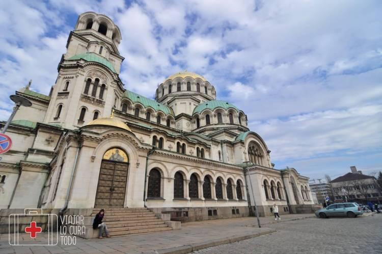 Catedral Alexander Nevski sofia