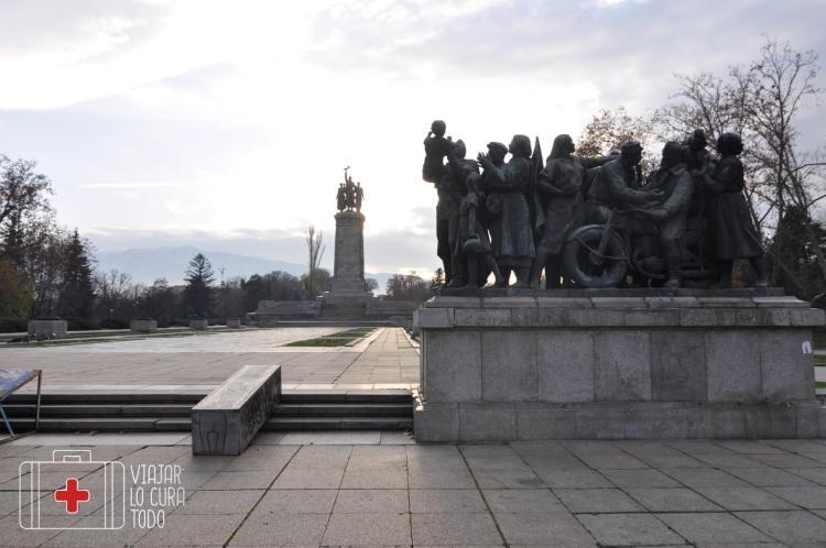 monumento Patria Sofia