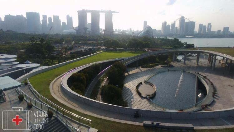 Bebop Marina Barrage Singapore