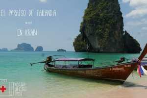 paraiso Tailandia Krabi