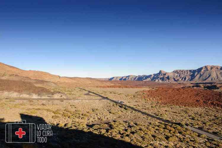 Parque Nacional dle Teide
