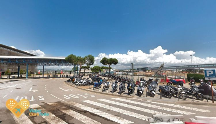 parking motos t2
