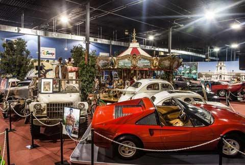 Museo automoviles de Miami