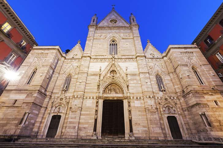 Catedral de Nápoles (Catedral Metropolitana de Santa María de la ...