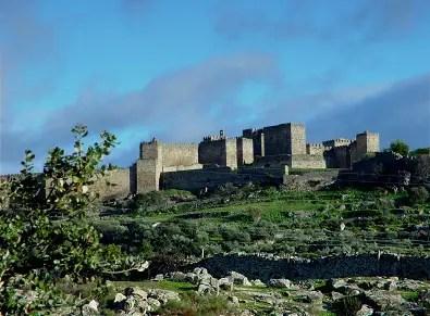 Castillo de Trujillo - Extremadura