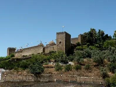 Fortaleza Templaria de Jerez de los Caballeros. Viajar por Extremadura