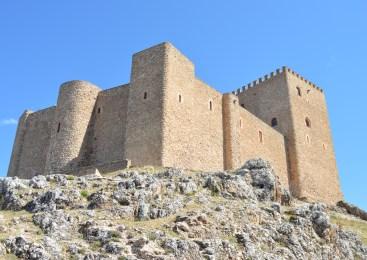 """El Castillo de Segura de la Sierra """"El Inexpugnable"""""""