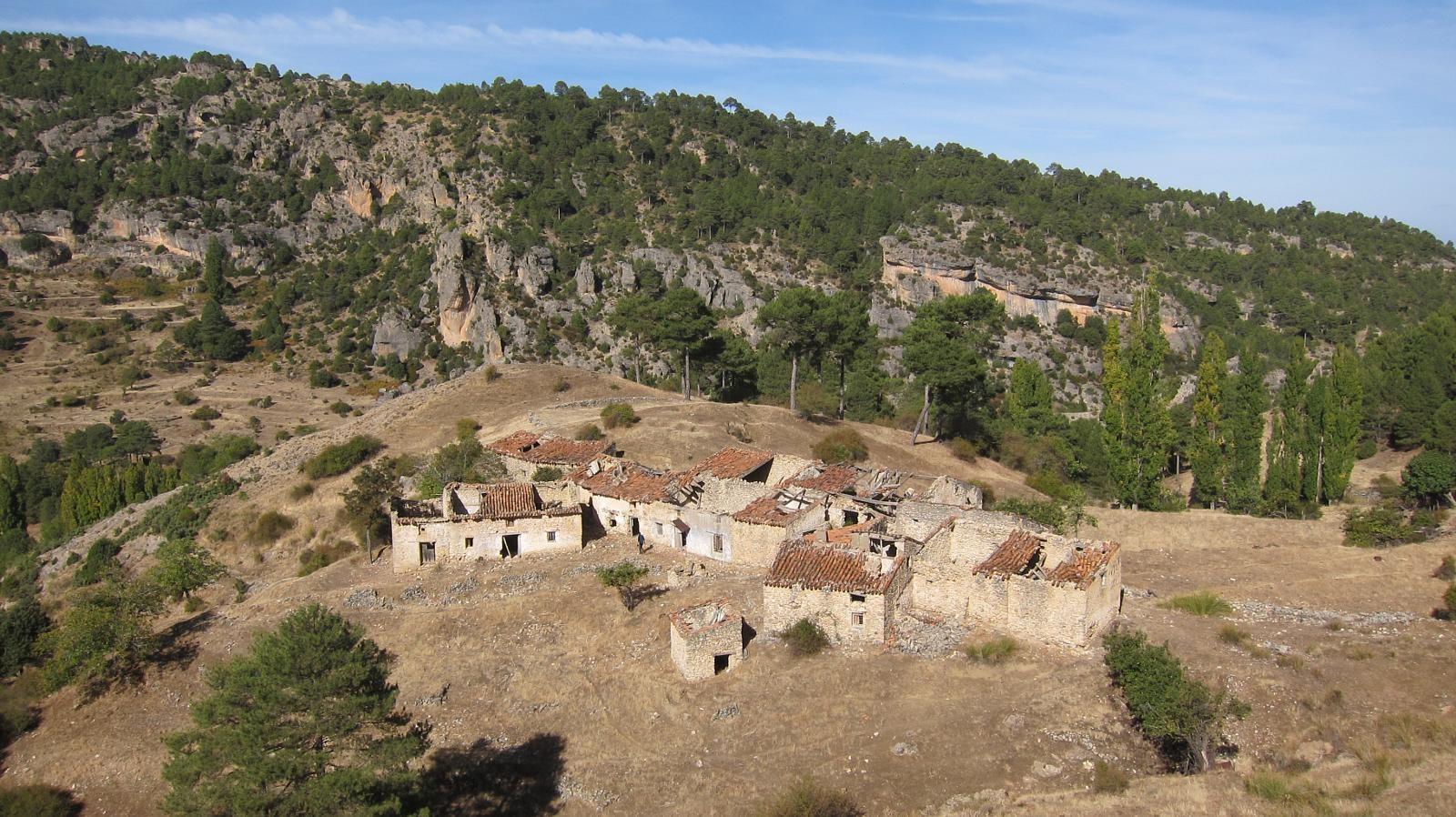Las aldeas perdidas de la Sierra de Segura