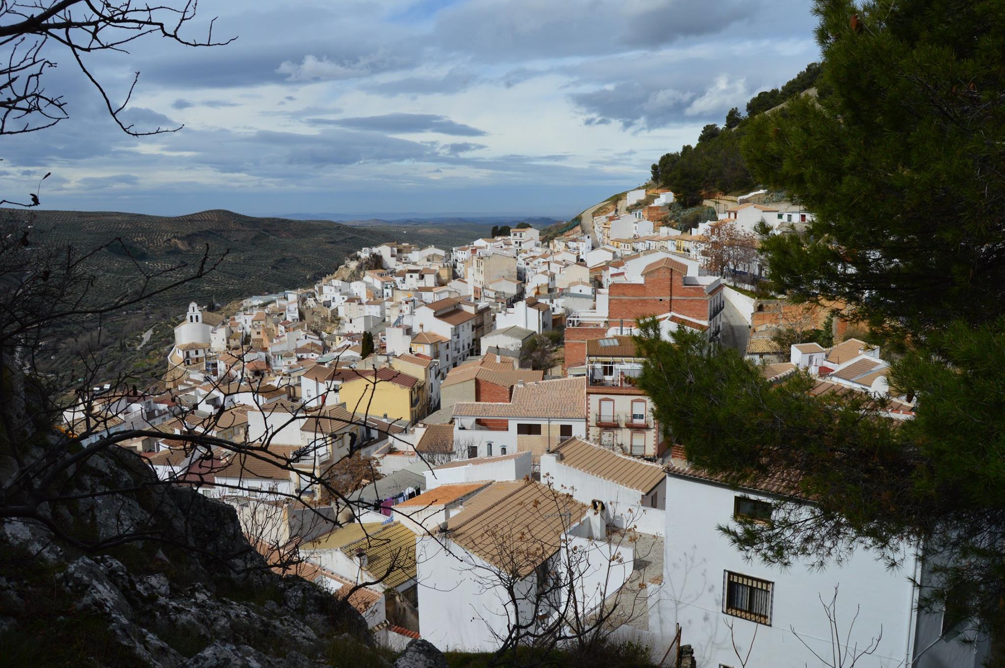 De Matabegid a Torres, sierra, camino e historia