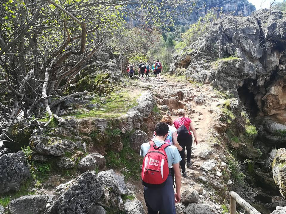 Beneficios de hacer senderismo