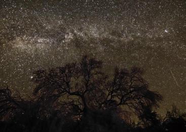 Observación de estrellas en enclaves privilegiados en la provincia de Jaén