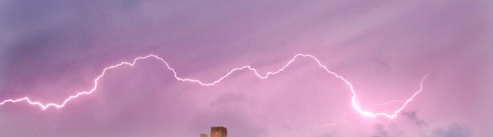 ¿Como nos avisa la naturaleza de que va a caer una tormenta?