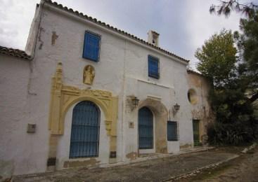 Del Castellón de Cazalla al Castillo de Puerta Arenas, pasando por el Convento