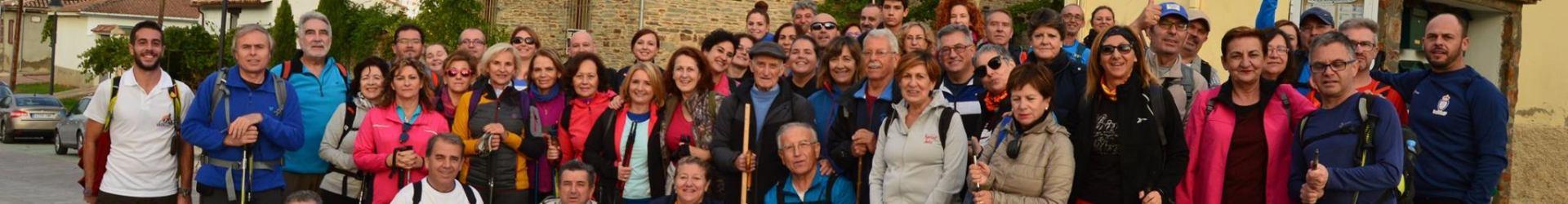 Los Vadilleros llegaron hasta Venta Cárdenas desde Miranda del Rey, en una ruta con mucho encanto